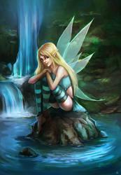 Fairy by NataliaSoleil