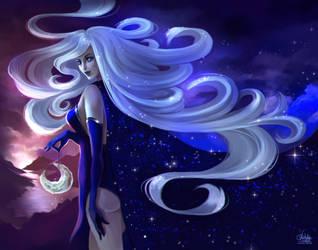 Luna by NataliaSoleil