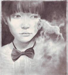 My girl by FLOWERZZXU