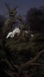 White Dragon II by FLOWERZZXU