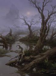 Lonely Goblin by FLOWERZZXU