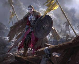 Brynhildr by FLOWERZZXU