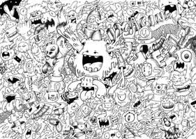 Doodle: Imagine by RedStar94