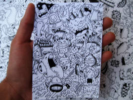 Pocket doodle by RedStar94