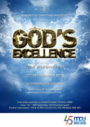 God's Excellence by raitei96