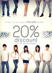 Ads for photo studio 2 by raitei96
