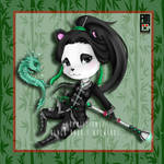 Ling Ling [Commissioned Artwork] by blackrabbitartworks