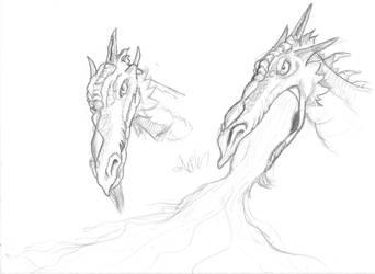 Dragon by nikgt