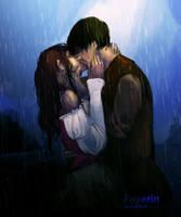 Wet Lips by Fayerin