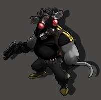 Rat Assasin by SC4V3NG3R