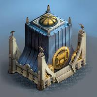 City of Gears: Bank by SC4V3NG3R