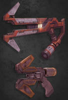 Draconic Armor Weapons 1 by SC4V3NG3R