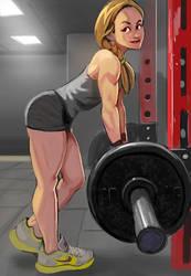 Workout by SC4V3NG3R