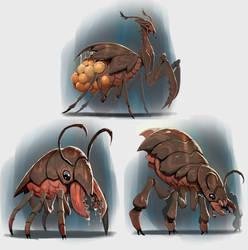 Alien Bugs by SC4V3NG3R