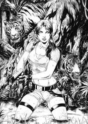 Tomb Raider by Deilson
