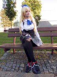 Charlotte Belew (Machine-Doll) cosplay by AnitramNoriko