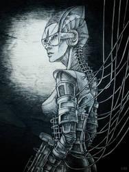 Cyber one by YotsukiCrashTaylor