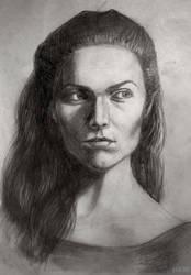 Her portrait by YotsukiCrashTaylor