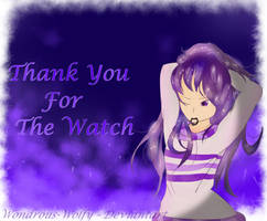 Thank You For The Watch - thing by Wondrous-Wolfy