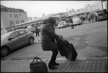 Weighty bag by gndrfck