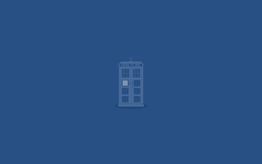 TARDIS by RobotBoyMedia