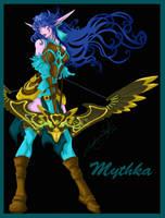 Mythka Warcraft Hunter by Mythka