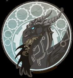 Dragon Bust -TRADE- by Mythka