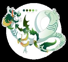 Dragon-A-Day 075 by Mythka
