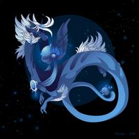 Dragon-A-Day 111 by Mythka