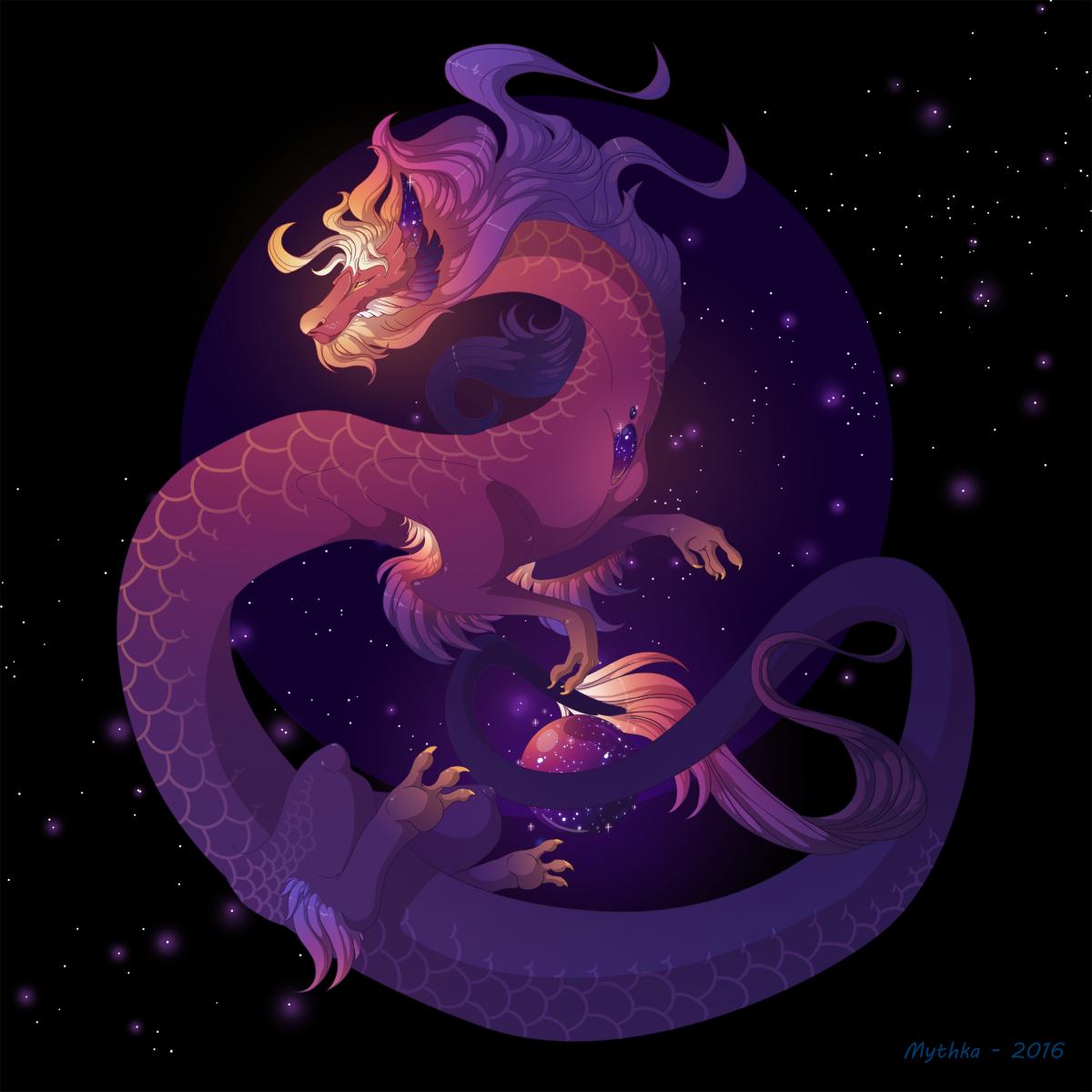 Dragon-A-Day 112 by Mythka