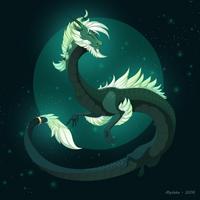 Dragon-A-Day 119 by Mythka