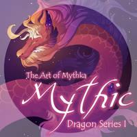 Mythic Dragon Series 1 - Digital Trading Cards by Mythka