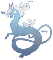 Dragon Sketch 11.22.16 by Mythka