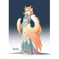 Harpy #8 by Mythka