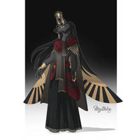 Anubis #14 by Mythka
