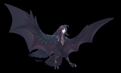 Batty - OCT 16 by Mythka