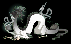 Necromancer - OCT 17 by Mythka
