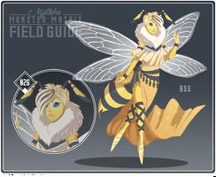 026 - Bee by Mythka