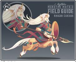 041 - Amazon Centaur by Mythka