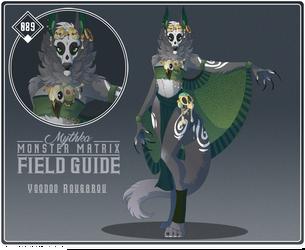 089 - Voodoo Rougarou by Mythka