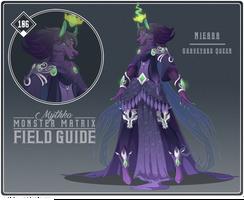 106 - Nieara Graveyard Queen by Mythka