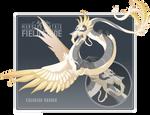 133 - Cockatoo Dragon by Mythka