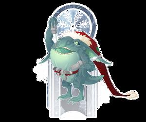 Dec 5 - Krampus' Little Helper by Mythka