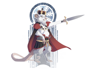 December 8 - The Rat King by Mythka