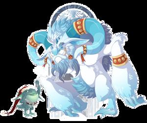 December 10 - Krampus' BIG Helper by Mythka
