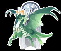 December 22 - Evergreen by Mythka