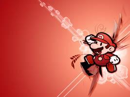 Mario Wallpaper by Marudeth