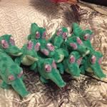 Gummy Plushie by NakedSkull