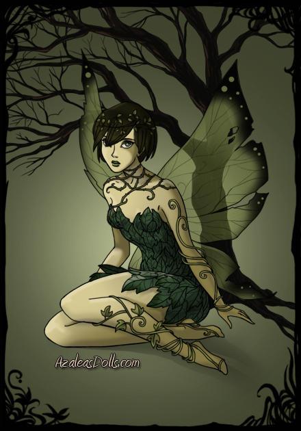 Ivy by ashleybunny10