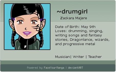 drumgirl's Profile Picture